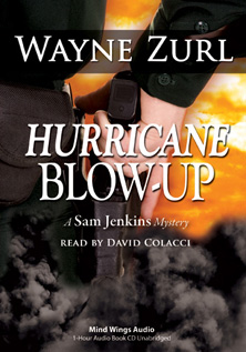 Hurricane Blow Up cover