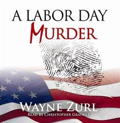 A Labor Day Murder cover