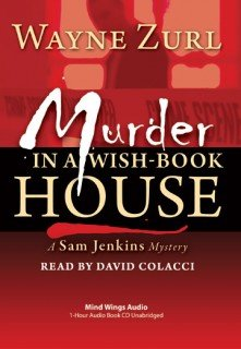 Murder In A Wish-Book House cover
