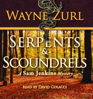 Serpents & Scoundrels cover