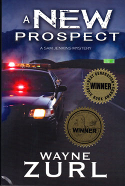 A New Prospect, By Wayne Zurl (cover art)