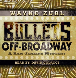 Bullets Off-Broadway cover