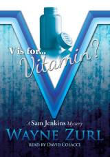 V is for...Vitamin? cover
