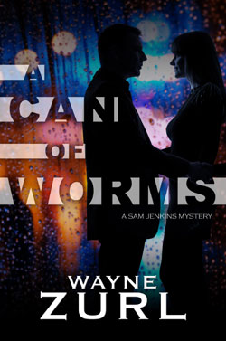A Can of Worms by Wayne Zurl, cover