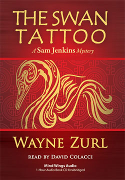 The Swan Tattoo by Wayne Zurl (cover)