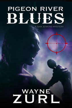Pigeon River Blues by Wayne Zurl