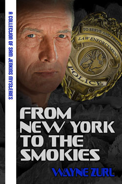 From New York To The Smokies, Five mysteries spanning more than four decades in the life career police officer Sam Jenkins