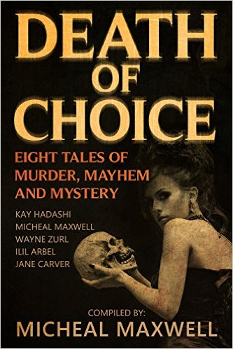 DEATH of CHOICE cover